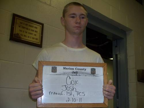 Most Wanted - Marion County Sheriff AL