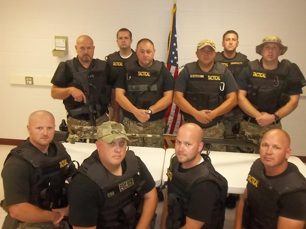 S W A T  Team - Marion County Sheriff AL